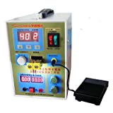 110V 788H with LED Dual Pulse Spot Welder Welding Machine Power Tool Battery Charger