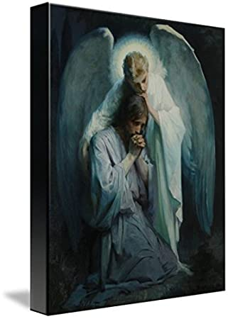 Amazon Com Wall Art Print Entitled Agony In The Garden By Frans