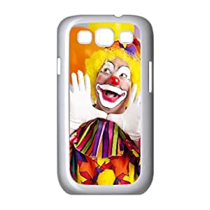 ANCASE Phone Case Clown Hard Back Case Cover For Samsung Galaxy S3 I9300