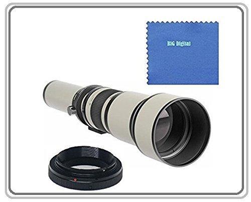 Bigデジタル650 – 600d )、t4i、( 1300 mm f 700d/ 8 – 16ズーム望遠レンズが(ホワイト) for Canon EOS Rebel sl1 ( 100d ) t5i ( 700d )、t4i、( 650d ) t3 ( 1100d、t3i ( 600d ) t1i ( 500d )、t2i ( 550d )、XSI、450d ) XS、( 1000d ) Xti ( 400d ) XT、( 350d ) 1d C , 70d , 60d , 60da , 50d , 40d , 30d , 20d , 10d , 5d , Mark II , III , 1d X , 1d C , 1d Mark IV , 1d ( S )マークIII、1d ( S )マークII ( N ) , 5d Mark 2 , 5d Mark 3 , 7d , 6dデジタル一眼レフカメラ B00RSD2ZT6, いつもショップ:c975e478 --- integralved.hu