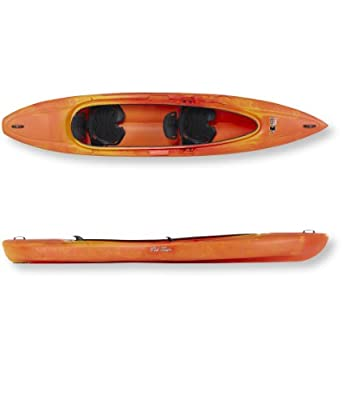 Old Town Men's Old Town Twin Heron Tandem Kayak