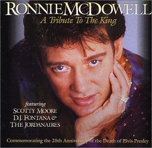 A Tribute To The King by McDowell, Ronnie