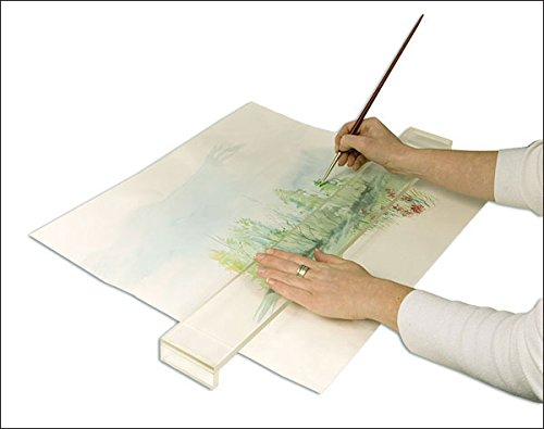 Creative Mark Artist Leaning Bridge Hand and Wrist Leaning Bridge...