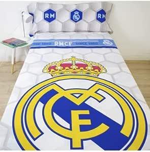 10XDIEZ Juego de sabanas Real Madrid 182056 Medidas