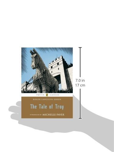 Amazon.com: The Tale of Troy (Puffin Classics) (9780141341965 ...
