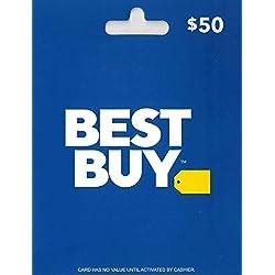 Best Buy $50 Gift Card link image