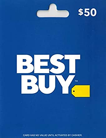 2ad696a42d8 Amazon.com: Best Buy Gift Card $25: Gift Cards
