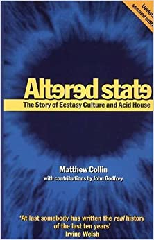 Book Altered State: The Story of Ecstasy Culture and Acid House (Five Star)