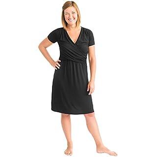Kindred Bravely Ultra Soft Maternity & Nursing Nightgown Dress