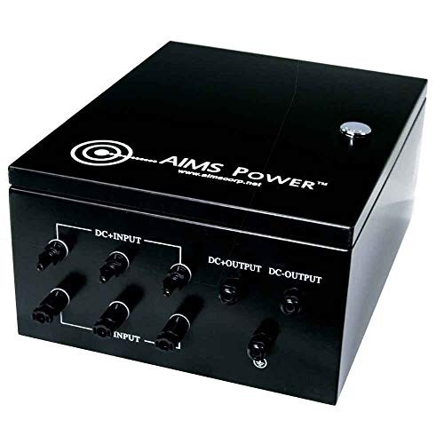 (Aims Power 3 String Solar Array Combiner Box 60A 200Vdc 3 Inputs 10KW – Prewired)