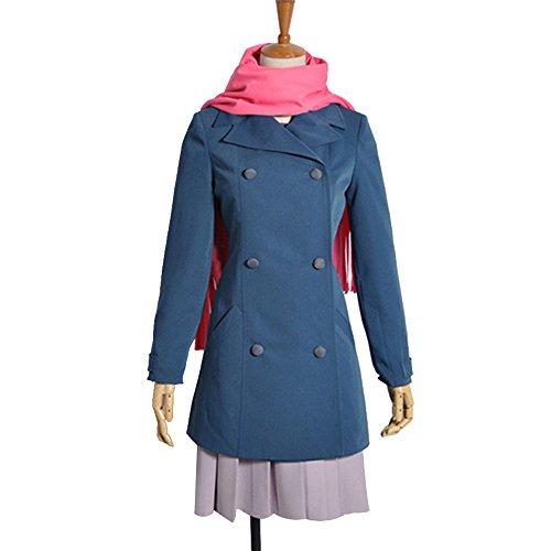 Cosplay-Costumes-Noragami-Iki-Hiyori-Uniform-Custom-Made