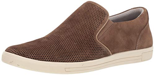 (Kenneth Cole New York Men's Initial Slip On Shoe, Taupe, 7.5 M US)
