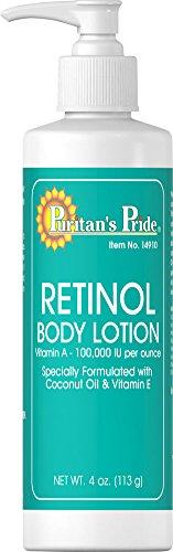 Puritans Pride Retinol Lotion Vitamin product image