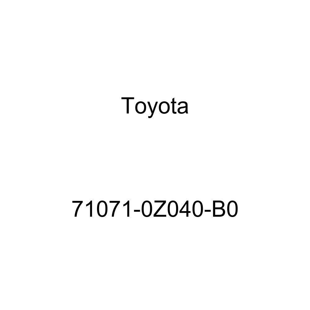 TOYOTA Genuine 71071-0Z040-B0 Seat Cushion Cover
