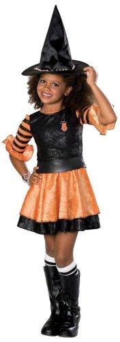 Bratz Witch Costume Child Costume Small (46) (Bratz Movie Costume)
