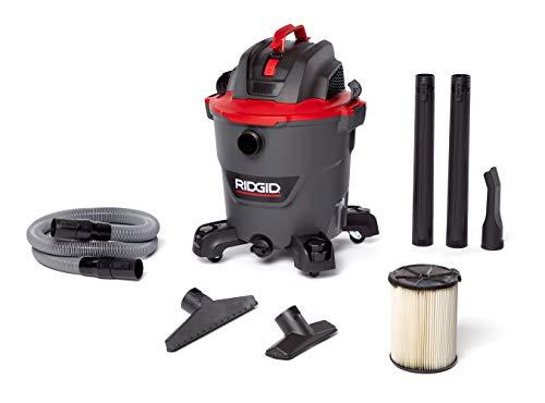 Ridgid 62703 Red 12 gallon RT1200 Wet/Dry Vacuum