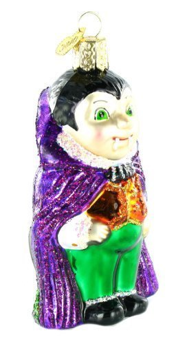 Old World Christmas Li'l Dracula Ornament