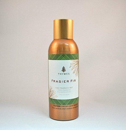 (Thymes - Frasier Fir Home Fragrance Mist - 3 Ounce Bottle )