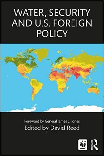 Amazoncom Water Security And US Foreign Policy - Map us foreign policy