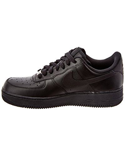 315122 001 Nike Air Force 1 '07 Black 43 US 9.5