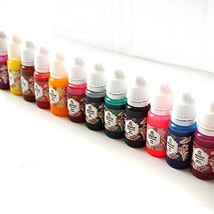 UV Resin Ultraviolet Curing Resin Liquid Pigment Dye