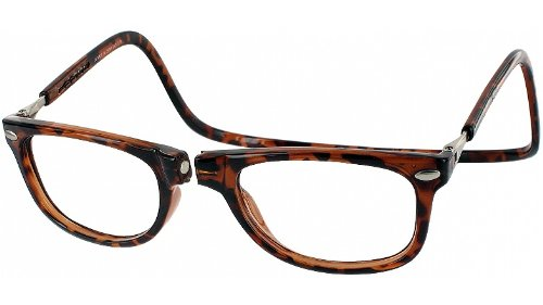 Clic Magnetic Eyeglasses Ashbury Reading Glasses in Tortoise ; - For Glasses Men 2014