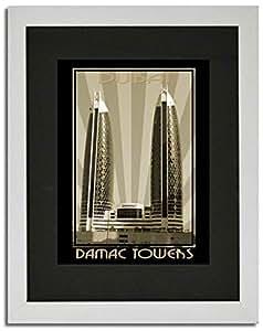 Photo of Damac Tower-Sepia F02-M (A1)