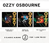 Diary Of A Madman/Bark At The Moon/The Ultimate Sin by Ozzy Osbourne