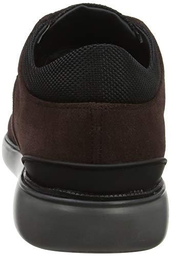 Geox dk Cordones Winfred Burgundy black C7j9b Brogue Para Zapatos De E U Hombre XzrqxwXT