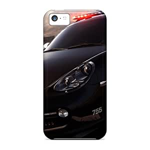 New Design Shatterproof FMfQdeh187FiCNj Case For Iphone 5c (police Porsche)