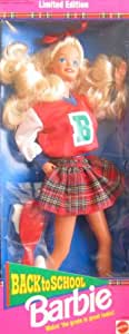 BACK TO SCHOOL BARBIE 1992