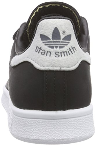 Adidas OriginalsStan Smith CF - Scarpe da Skateboard Unisex – Adulto Nero (Schwarz (Core Black/Core Black/Dgh Solid Grey))