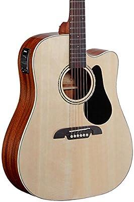 Alvarez Regent Series Dreadnought Cutaway Acoustic-Electric Guitar, from Alvarez