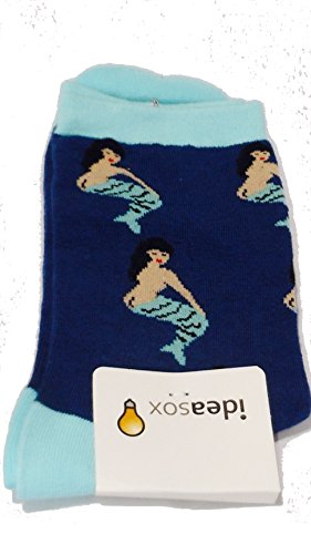 Funki Sox by Club ME! (mid-calf, Mermaid)