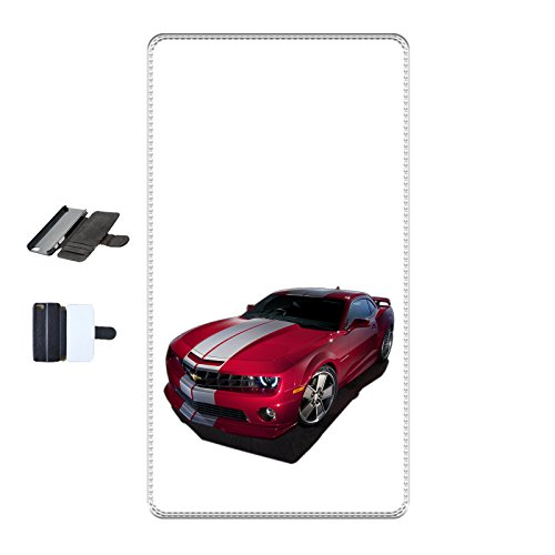 Housse Iphone 4-4s - Camaro-rouge