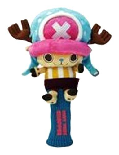 (ONE PIECE New World CHOPPER 460 cc Driver Headcover Sock / Plush Type [JAPAN])