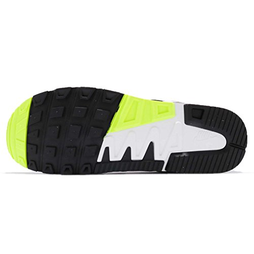 Nike Air Span Ii Homme Blanc / Dust-volt-noir