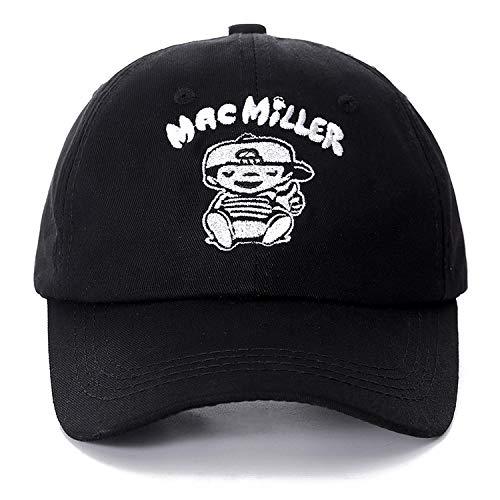 (Snapback Cap Cotton Baseball Cap for Men Women Adjustable Hip Hop Dad Hat)