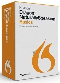 Dragon NaturallySpeaking Basics 13.0 | PC Disc -  Nuance Communications, Inc., K309A-G00-13.0