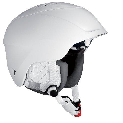 Scott USA Roam Premium Helmet, White Titanium, Small, Outdoor Stuffs