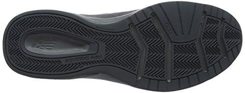 624v4 New Hommes De Pour Salle Gr4 gunmetal Chaussures En Gris Balance Sport SBZxqB5R
