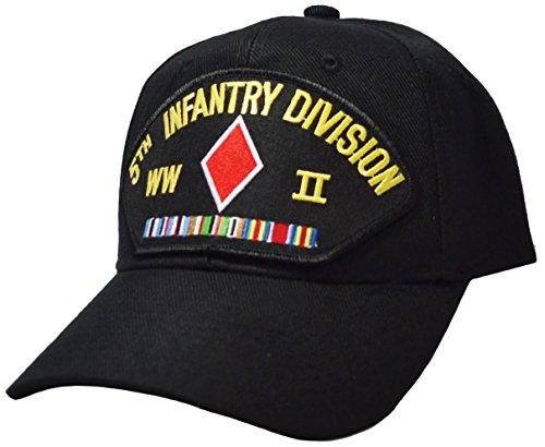 5th Infantry Division WWII Veteran Cap ()