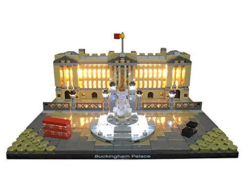 Brick Loot Buckingham Palace Lighting Kit for Set 21029