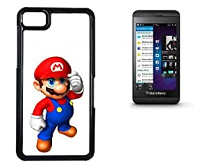 Blackberry Z10 Case With Printed High Gloss Insert Mario Brothers by lolosakes