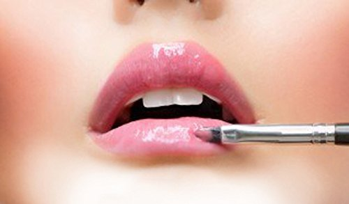 Soft Pink ORGANIC & VEGAN Lip Balm WHIP Lipstick Bare Minerals NO carmine NO chemical bare natur-all minerals