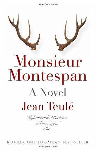 Monsieur Montespan: Jean Teule: 9781906040307: Amazon com: Books