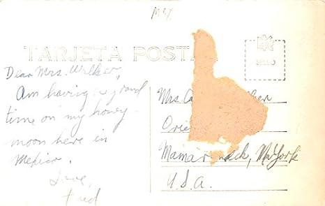 Basilica de Guadalupe Mexico Postcard Tarjeta Postal at ...