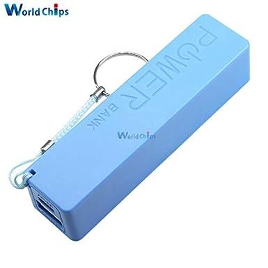 Amazon com: Xucus USB Power Bank Case Kit 18650 Battery Charger DIY