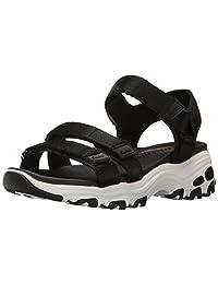 Skechers Women's D'Lites - Fresh Catch Fashion Sandals