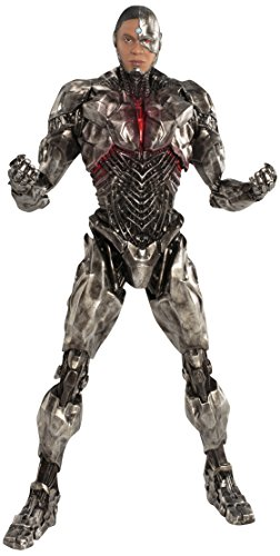 Kotobukiya Justice League Movie: Cyborg Artfx+ (Justice League Cyborg Costume)